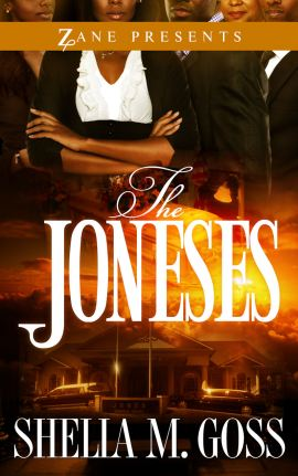 The Jones Shelia Goss cover image