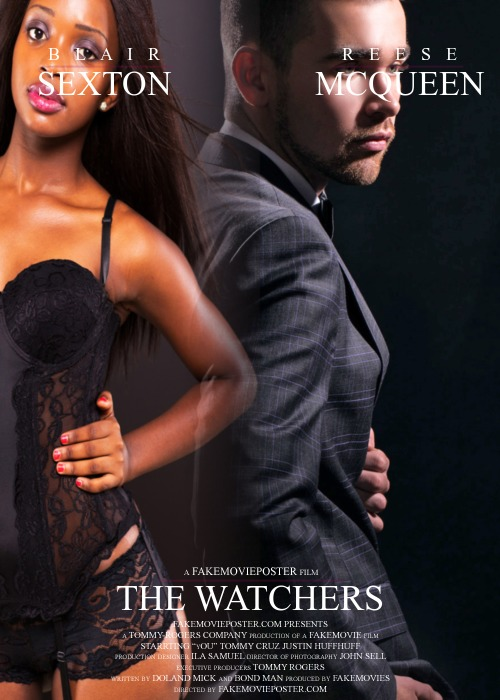 The Watchers Movie Poster